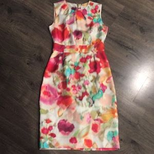 Kate Spade Giverny Bowden Dress size 2